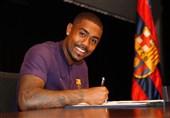 مالکوم: از کودکی رویای بازی در بارسلونا را داشتم/ بازی کنار مسی افتخار بزرگی است