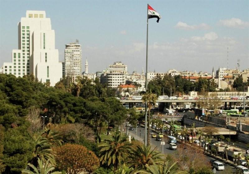 Syrian Air Defense Destroys Hostile Target near Damascus: Report