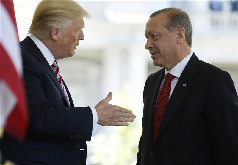 Risultati immagini per تحریم آمریکا ایران اردوغان