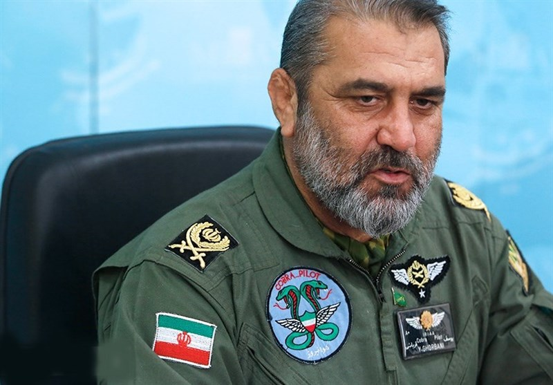 Iran Has Region's Strongest Fleet of Chopper: Commander