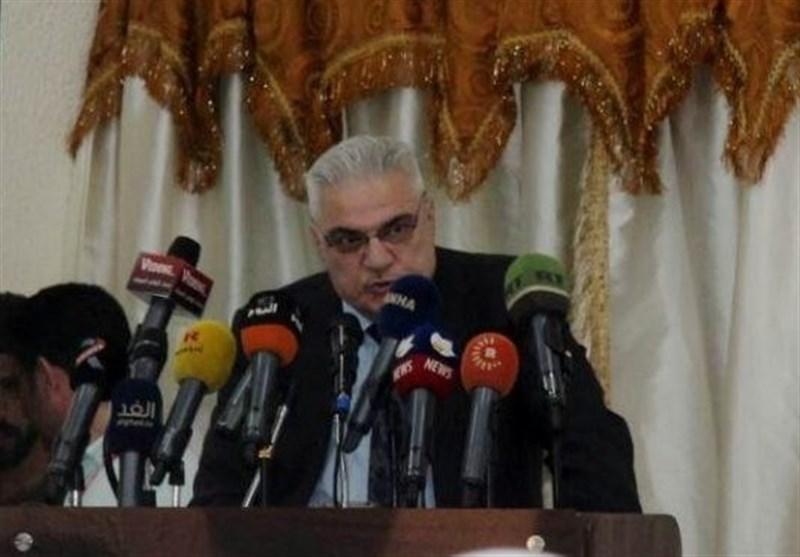 """مسعد لــ تسنیم: اقترحنا حوار """"سوریة الدیمقراطیة"""" مع دمشق کی لا تتکرر """"غلطة"""" عفرین"""
