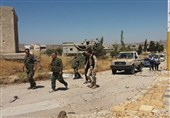 Syrian Army Continues Clashes with Terrorists in Northwestern Hama