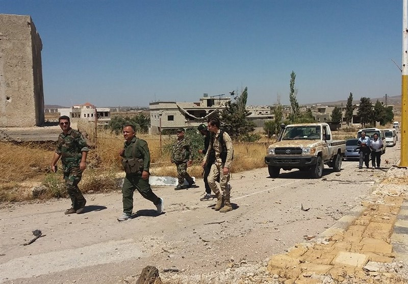 Syrian Army Forces Resume Attacks against Terrorists in Northern Hama (+Video)