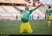 لیگ برتر فوتبال|پیروزی یک نیمهای نساجی و گسترش فولاد مقابل حریفان