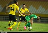 لیگ برتر فوتبال| شکست سنگین سپیدرود مقابل سپاهان و تساوی صنعت نفت و گسترش فولاد در 45 دقیقه نخست