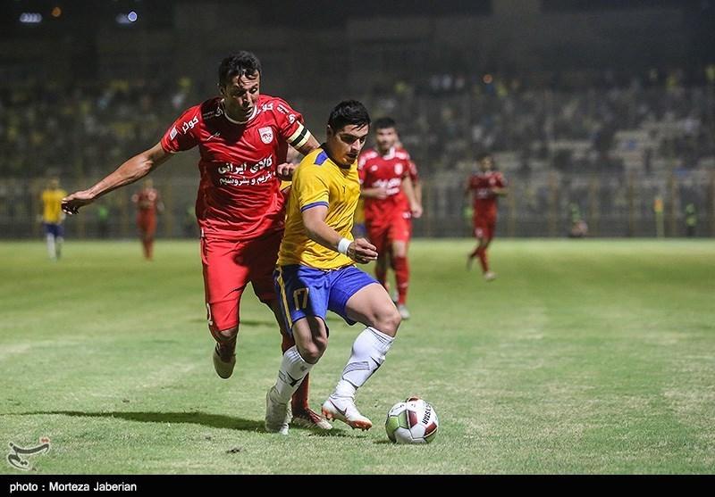 پیمان میری: اعتمادبهنفس بازیکنان نفت مسجدسلیمان بازگشت تا نتایج خوبی بگیریم/ به سقوط فکر نمیکنیم