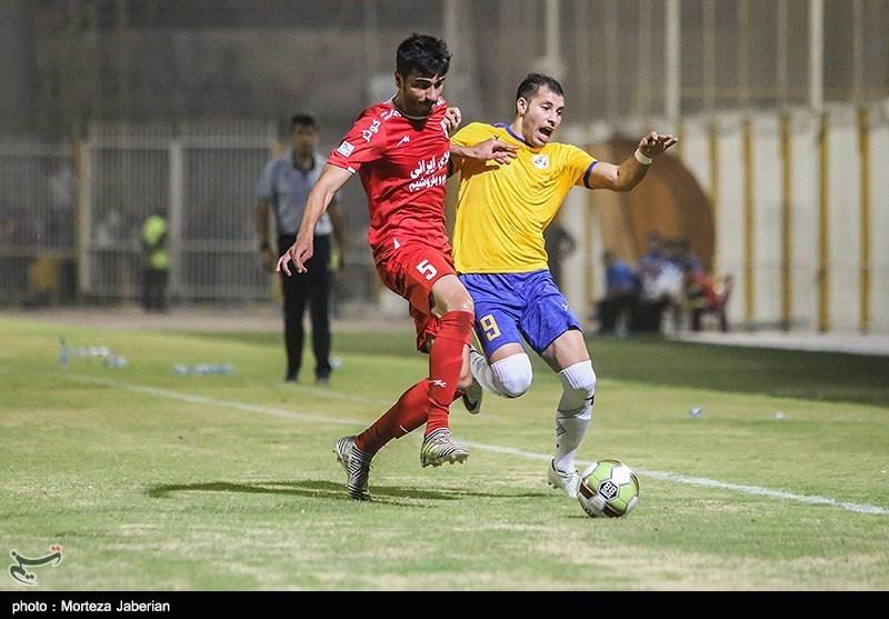 لیگ برتر فوتبال|پیروزی یک نیمهای پارس جنوبی مقابل نفت مسجدسلیمان