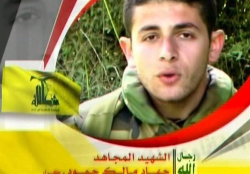 مجاهدان حزب الله شهید جهاد مالک حمود:سلام بر شما که تلخی شکست را به کام دشمنان چشاندید