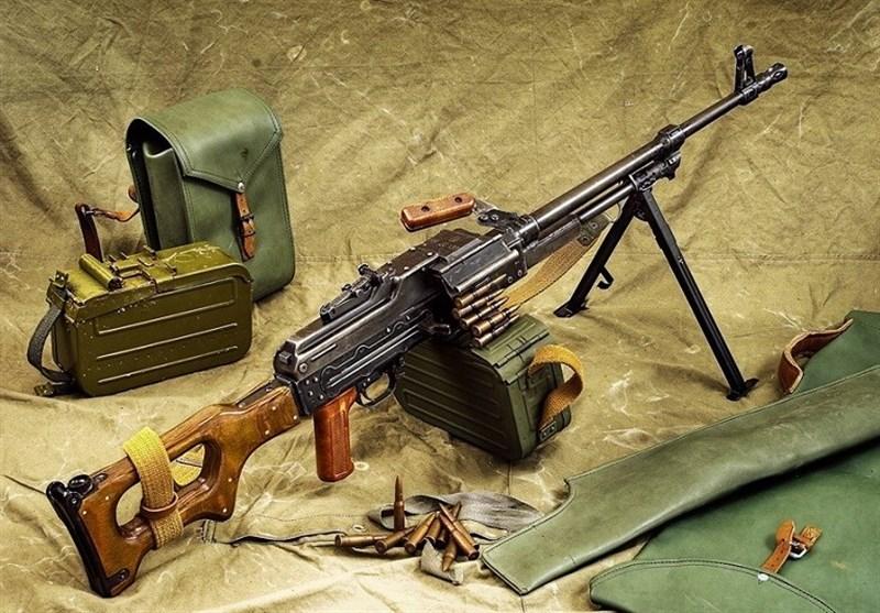 انهدام محموله سلاح و مهمات نیمهسنگین در کرمان/کشف 7400 گلوله ضدهوایی+فیلم
