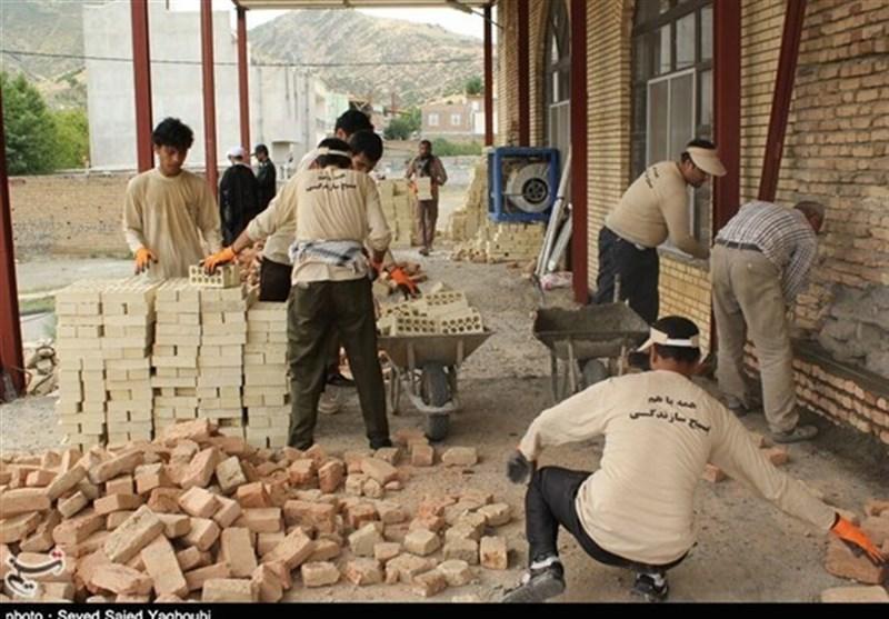 آذربایجان شرقی| احداث 28 خانه محروم در مراغه با مشارکت بسیج سازندگی
