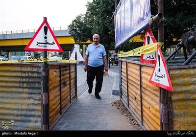 این خیابان به پاس کوشش ها و مجاهدت های ستارخان یکی از سرداران جنبش مشروطه ایران به نام او نامگذاری شده است
