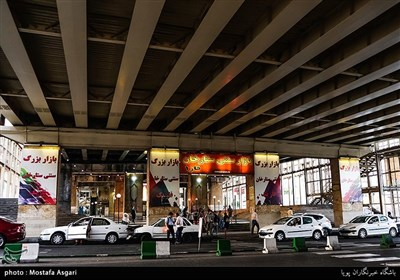 خیابان ستارخان تهران علاوه بر بافت مسکونب به عنوان یکی از بازارهای قدیمی هم مطرح است