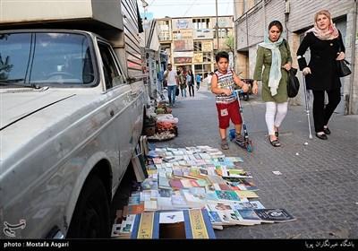 از بیشتر مناطق تهران هم برای خرید، تفریح و انجام امور اداری به این ناحیه شلوغ و پر رفت و آمد مراجعه می کنند.