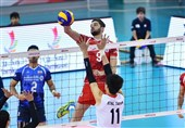 Iran Wins Asian U-20 Volleyball Championship for Sixth Time