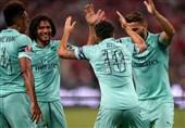جام قهرمانان بینالمللی| برتری پرگل آرسنال مقابل پاریسنژرمن از دریچه تصاویر