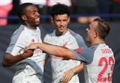 جام قهرمانان بینالمللی| شکست سنگین منچستریونایتد مقابل لیورپول/ پیروزی منچسترسیتی مقابل بایرن مونیخ