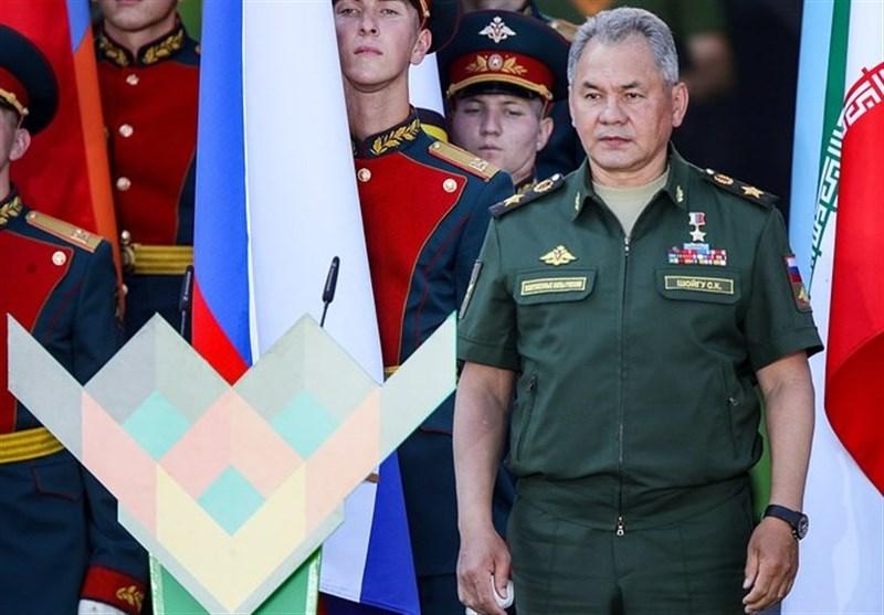 روس؛ ایران سمیت دنیا کے 32 ممالک کی مشارکت سے بین الاقوامی فوجی مشقوں کا آغاز