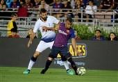 جام قهرمانان بینالمللی|برتری بارسلونا مقابل تاتنهام در ضربات پنالتی