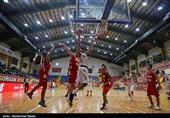 سلیمانیه عراق در مسابقات بسکتبال چهارجانبه کردستان
