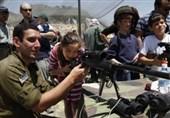 جانب من استغلال اسرائیل للأطفال وتنشئتهم على القتل