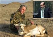 گردشگری شکار، پوششی برای جاسوسی؟