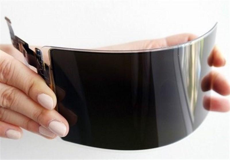 نمایشگر OLED نشکن تاییدیه دریافت کرد