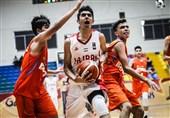 Iran Beats Kazakhstan in FIBA U-18 Asian Championship