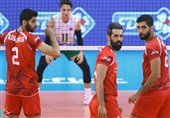 لیگ ملتهای والیبال|معروف، موسوی و غفور در بین بهترینها