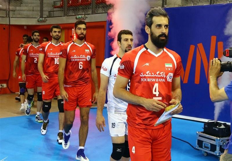 والیبال قهرمانی جهان| تیم ملی ایران به بلغارستان رسید