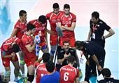 Iran Defeats Australia in AVC Cup