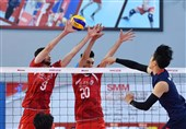 Iran Beats Chinese Taipei in AVC Cup