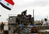 گسیل نیرو و تجهیزات نظامی گسترده به حومه حماه برای مقابله با جبهه النصره