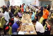شطرنج جام ملتهای آسیا| پیروزی تاریخی تیم سبز ایران مقابل قدرت دوم جهان