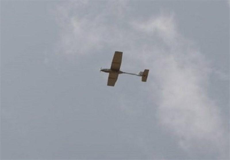 طائرة دون طیارإسقاط طائرة إسرائیلیة مسیرة فی غزة