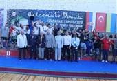 پایان رقابتهای اروپایی کشتی پهلوانی با قهرمانی آذربایجان
