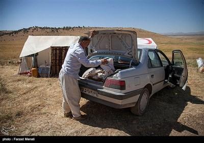 همایون رضایی و همسرش دارای دو فرزند دختر هستند که در جریان زلزله مهیب سرپل ذهاب منزل مسکونی آنها تخریب و آواره شدند.