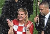 کیتاروویچ: متوجه باران بازی فینال جام جهانی 2018 نشدم!/ 2 بار پوتین را به زاگرب دعوت کردم