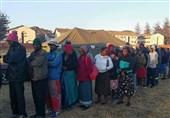 Voters Cast Ballots in Zimbabwe Landmark Polls