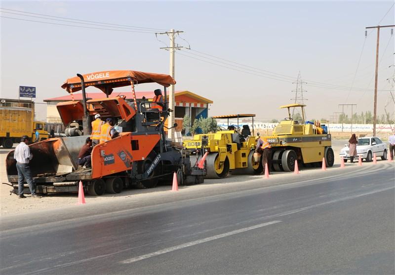 پروژههای ترمیم و بهسازی جادههای استان مرکزی با جدیدترین تکنولوژی اجرایی میشود
