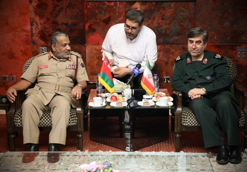 Iran, Oman Eye Military Medicine Cooperation