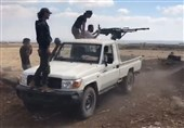 Former Militants Fighting Alongside Syrian Government Troops against ISIL (+Video)