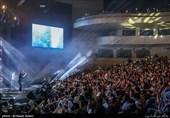 کنسرت اشوان به روایت عکس