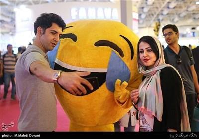 """تہران؛ 24واں عالمی الیکٹرانکس اور کمپیوٹر نمائش """"الیکامپ"""""""
