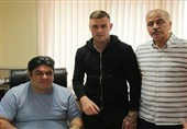Anthony Stokes Extends Four Years Contract with Iran's Tractor Sazi