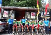 مدال برنز برای رکابزن تایمتریل ایران در مسابقات نیروهای مسلح جهان