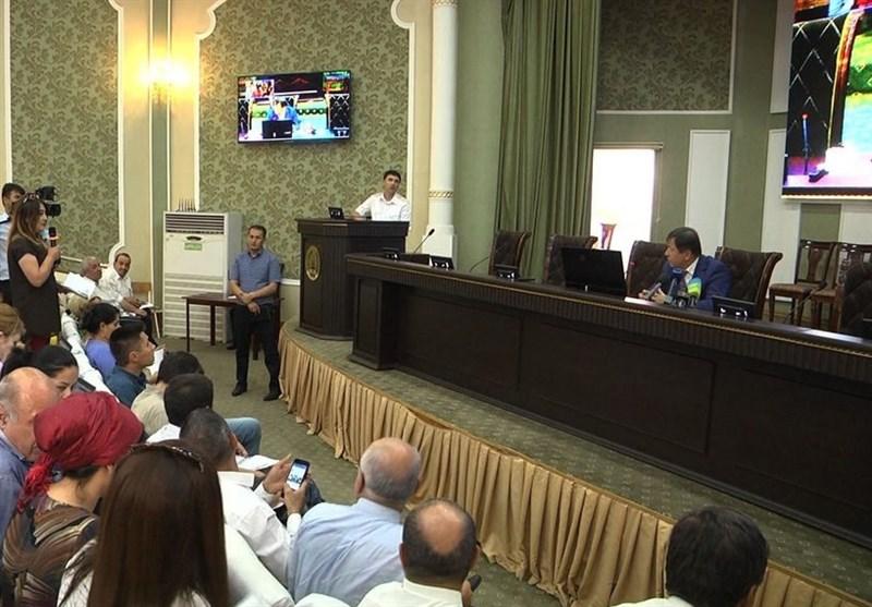 وزارت کشور تاجیکستان در حمله داعش هم ایران را متهم کرد