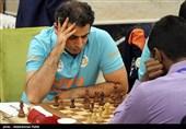 شطرنج انفرادی قهرمانی آسیا| یک برد، یک تساوی و سه شکست برای نمایندگان ایران در دور چهارم