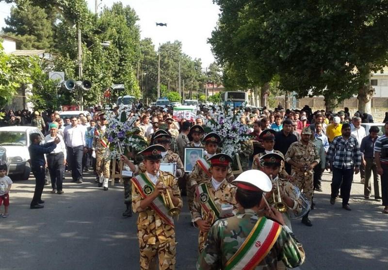 """جانباز 70 درصد """"علیاصغر اسلامی"""" به همرزمان شهیدش پیوست"""