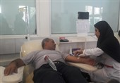 پایگاههای انتقال خون مازندران در ایام تاسوعا و عاشورای حسینی فعال است