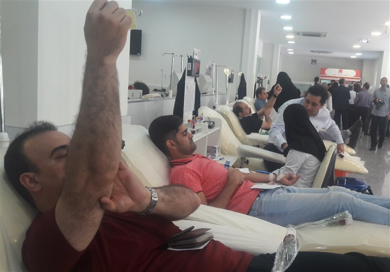 طرح نذر خون حسینی در پایگاههای اهدای خون خراسانرضوی اجرا میشود